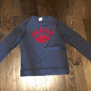 Boys Abercrombie kids sweatshirt size: L